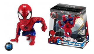 Figura Ultimate Spiderman Metal Die Cast