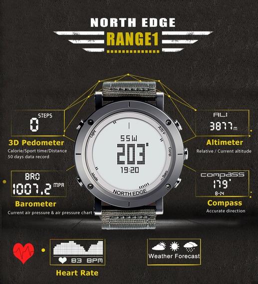 Relógio Range2 Original, Monitor Cardíaco, Promoção R$500