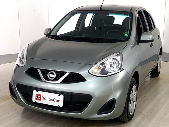 Nissan March 1.6 S 16v Flex 4p Manual 2015/2015