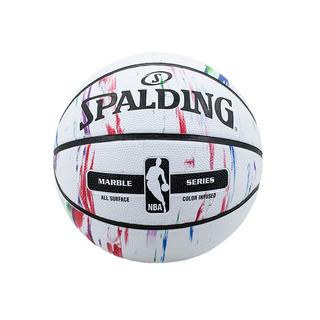 Pelota Basketball Nba Colección Mármol Blanco - Spalding