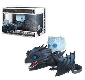 Game Of Thrones: Night King Icy Viserion Dragon Pop Funko