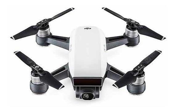 Drone Dji Spark Combo Fly More + Nota Fiscal, 12xsem Juros