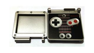Carcasa Nes Gba Sp Gameboy Advance