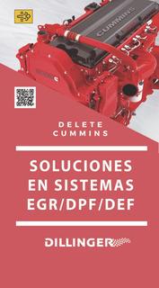 Eliminación Egr Dpf Def Cummins