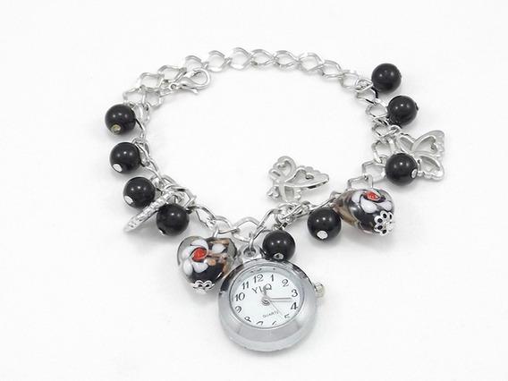 Reloj De Acero Quirúrgico 316-l + Cristales Joyastwin