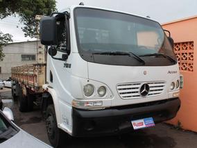 Mercedes-benz Mb 712 715 Accelo 2004 Branca Diesel