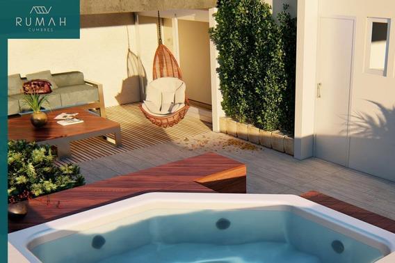 Pre-venta Penthouse Con Acabados Premium, En Cumbres De Lago, Juriquilla