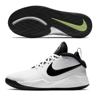 Nike Team Hustle D 9 (gs) Tenis Infantiles Basquetbol 23 Mex