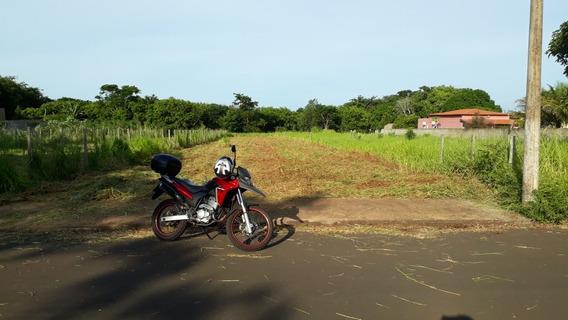 Excelente Terreno, Atrás Tem O Rio Paraná
