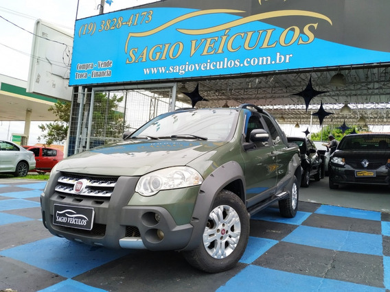 Fiat Strada Adventure Locker 1.8 8v Flex Cd 2010