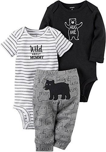 Juego De 3 Piezas Carter´s Bebé Niño - Recién Nacido