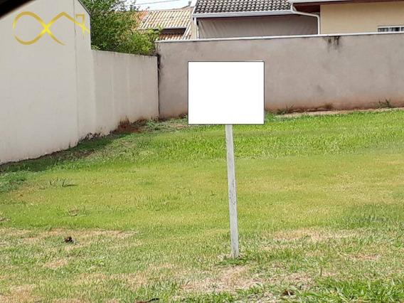 Terreno À Venda, 300 M² Por R$ 215.000 - Condomínio Terras Do Fontanário - Paulínia/sp - Te0609