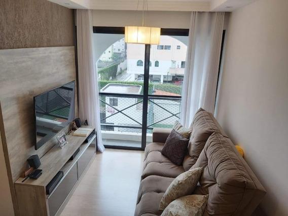 Apartamento Com 2 Dormitórios À Venda, 50 M² Por R$ 300.000 - Quinta Da Paineira - São Paulo/sp - Ap5553