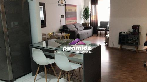 Apartamento À Venda, 98 M² Por R$ 485.000,00 - Vila Adyana - São José Dos Campos/sp - Ap12902