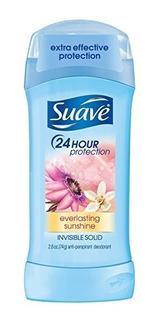 Desodorante Antitranspirante Suave Everlasting Sunshine 2.6