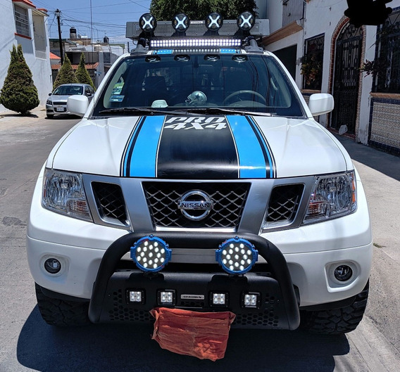 Nissan Frontier 4x 2014 Automática