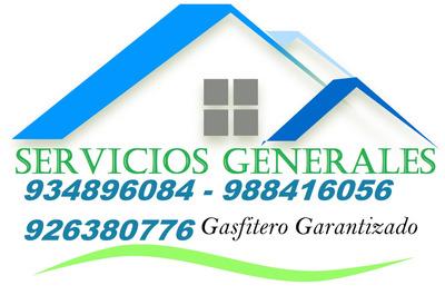 Servicio De Gasfitero Domicilioelectricidad Pintor 988416056