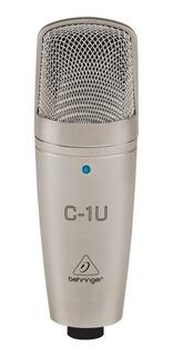 Micrófono Behringer C-1U condensador cardioide