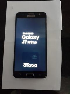 Celular Samsung J7 Prime Libre De Fabrica