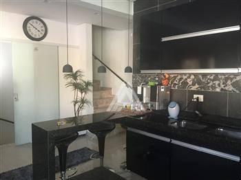 Sobrado Com 3 Dormitórios À Venda, 224 M² Por R$ 1.350.000 - Jardim - Santo André/sp - So7675