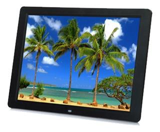 Portarretrato Digital 8 Pulgadas Fotos Video Musica Control