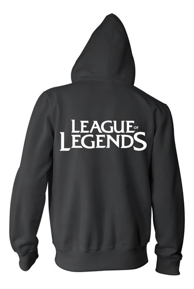 Combo Campera + Remera + Gorra - League Of Legends