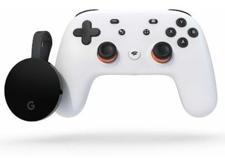 Google Stadia Premiere Edition (incluye C. Cast Ultra)