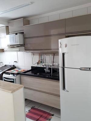 Apartamento Com 2 Dormitórios À Venda, 49 M² Por R$ 210.000 - Parque Industrial - São José Dos Campos/sp - Ap0871
