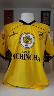 Camisa Futebol Universidad Catolica Equador