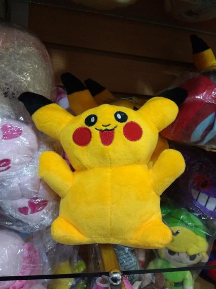 Peluche De Pikachu 20cm