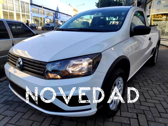 Saveiro Cabina Simple 0km 2020 Volkswagen Cs Cross Doble Vw