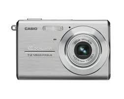 Digital Camera Casio Exilim 7.2mgpixel Prata