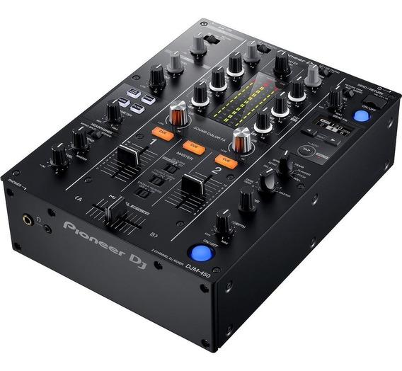 Mixer Djm 450 Pioneer C/ Nota Fiscal P/ Entrega