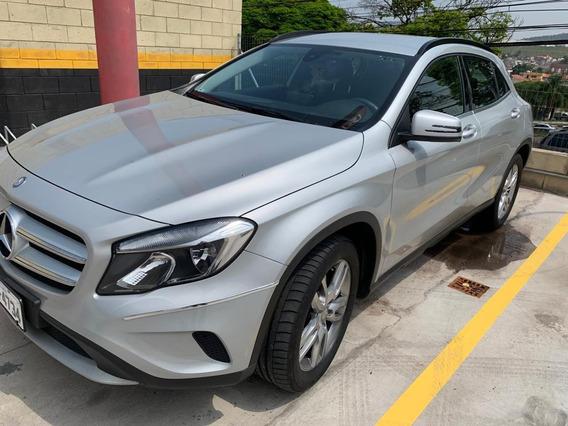 Mercedes-benz Classe Gla 1.6 Style Turbo Flex 5p 2017