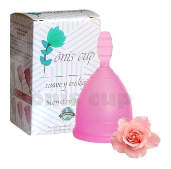 Copa Menstrual Onis Suave Y Ecologica + Bolsa De Tela