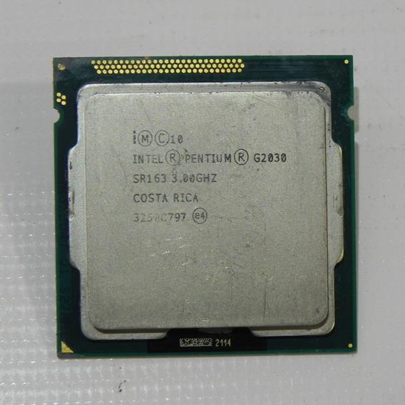 Processador Intel Pentium Dualcore G2030 3ghz Lga1155