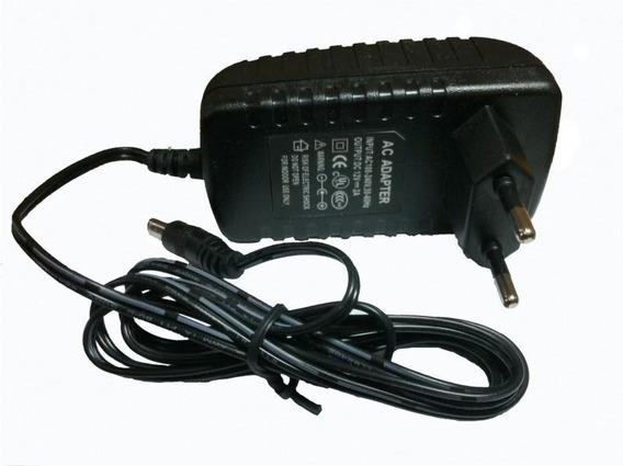 Fonte 12v 2a Bivolt Estabilizada Dsi Conector P4