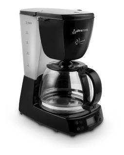 Cafetera Ultracomb Digital Ca-2205 Filtro 12 Pocillos 900w