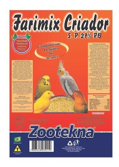 Farimix Criador 27 Super Premium - 5 Kg