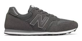 Tênis New Balance 373 Masc. Original Ml373dgr Cinza 10343