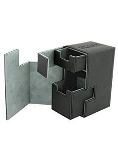 Db: Flip N Tray Xenoskin Black Cards
