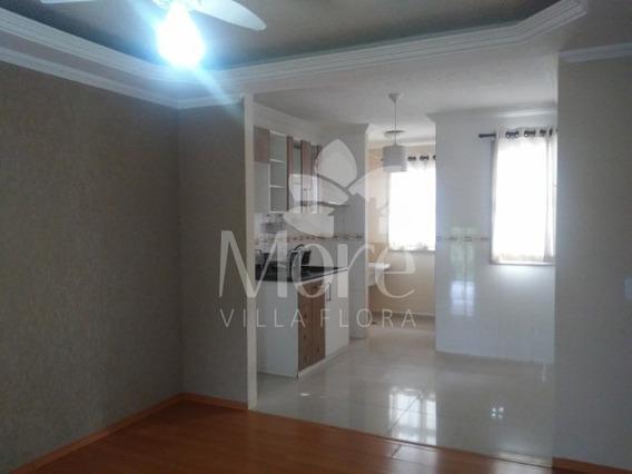 Locação De Apartamento Modelo Bruna , 2 Quartos, Rico Em Planejados, Em Condomínio No Villa Flora Em Sumaré Sp - Ap00367 - 34474445