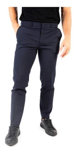 Pantalon Hombre Vestir Semi Chupin Olegario Colores