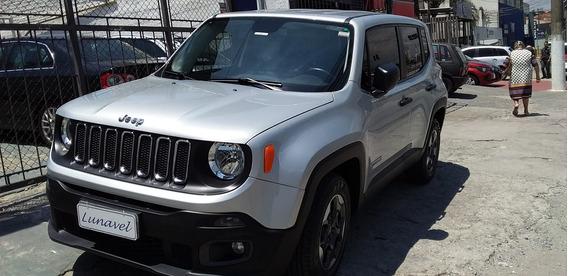 Jeep Renegade 1.8 Sport Novinho, Sem Retoques !!!