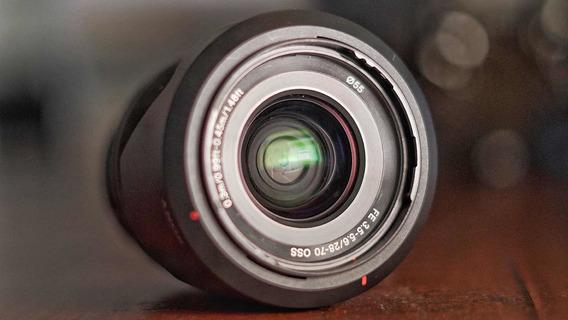 Lente Sony 28-70mm Oss Emount