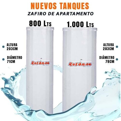 Tanque De Agua Cilindrico De Calidad Garantizada