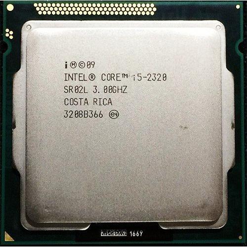Processador Intel I5 2320 1155 4/4 - 3,3ghz Turbo Boost