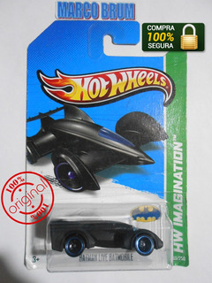 Hot Wheels Batman Live Batmobile (p63) Leia Todo O Anuncio
