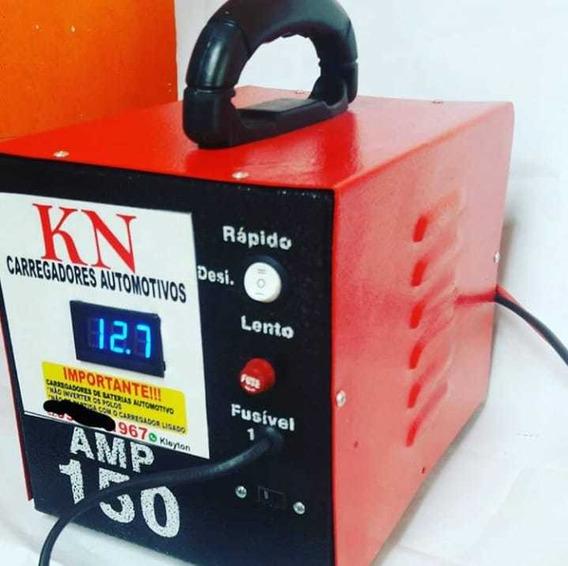 03 Fonte Automotiva Carregador De Bateria 150amp Chupa Cabra
