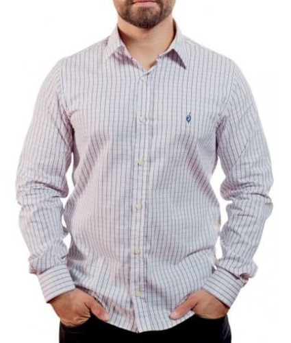 Camisa Quadriculada - Scacchi Rosa 4-gg